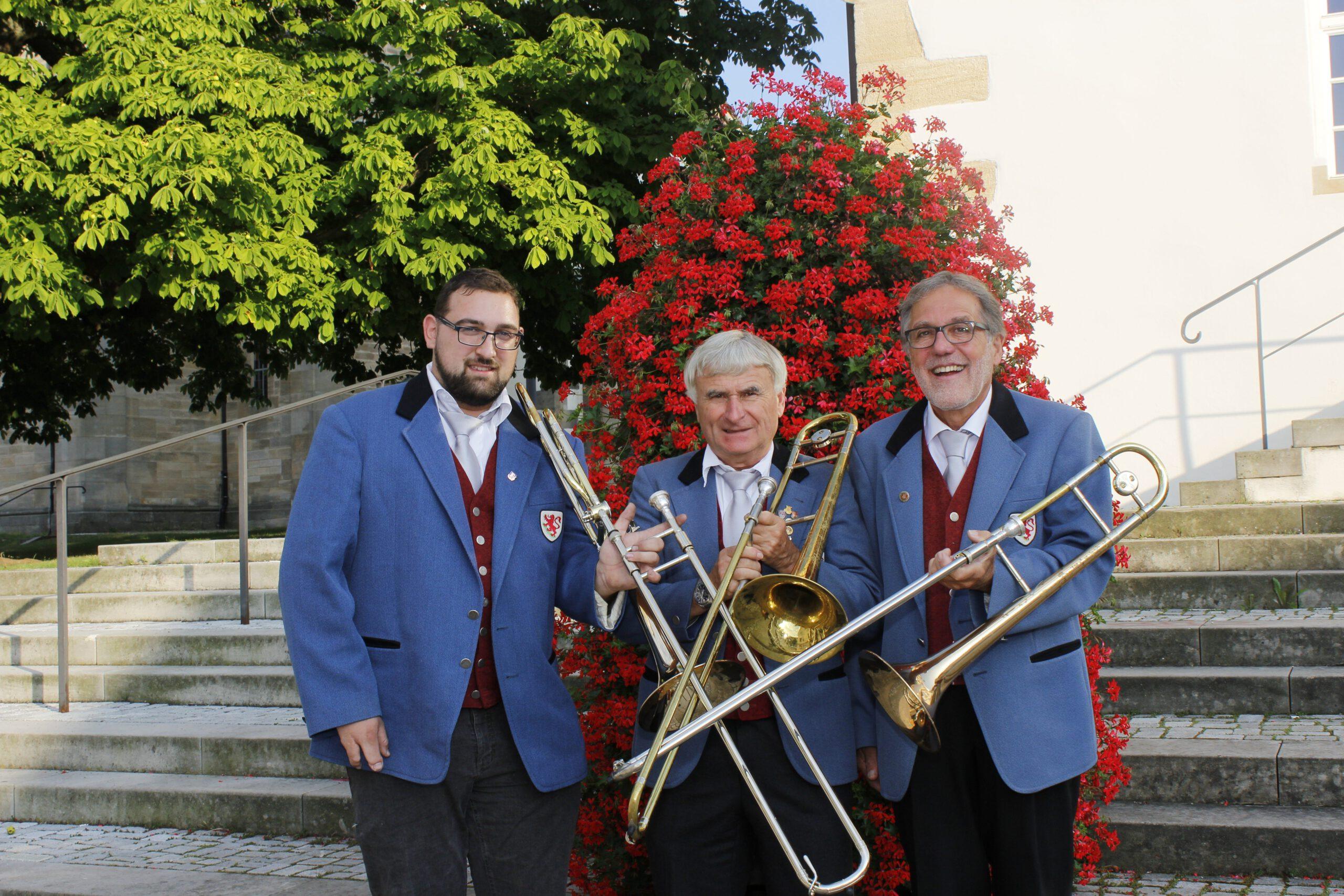 Tim Haseneder, Erwin Unger, Rolf Haller