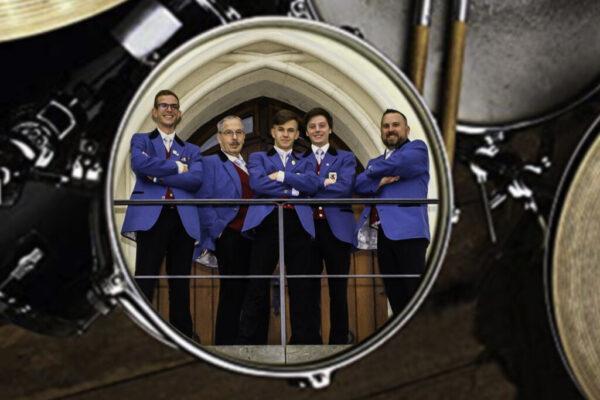 Lucas Schaller, Karl-Heinz Eisele, Florian Moldaschl, Moritz Reinauer, Christian Unger