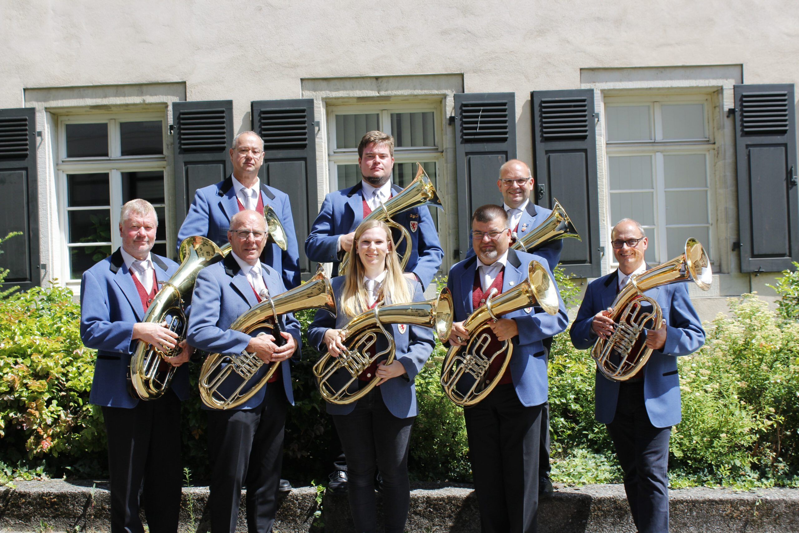 Martin Preisser, Matthias Rauscher, Bernhard Bauer  Bernhard Krieger, Dietmar Ruf, Johanna Schaller, Alexander Nagel, Heinrich Heck